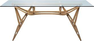 ZANOTTA Design Reale Table Natural Oak