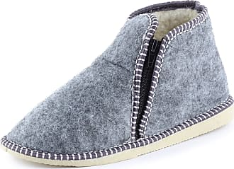 Ladeheid Women´s Felt Slippers Shoes Flipflops PFF080 (Melange, 41 EU = 7.5 UK)