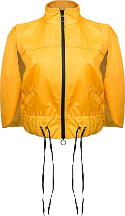 BALLETTO Jaqueta nylon capa giallo - Mulher - M (BR)