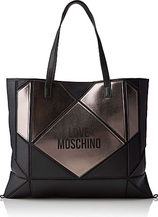 Love Moschino Jc4120pp18lx100b, Unisex Adults, Black (Nero/Fucile), 37x2x45 cm (W x H L)