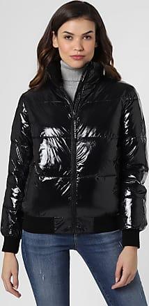 Calvin Klein Jeans Damen Jacke schwarz