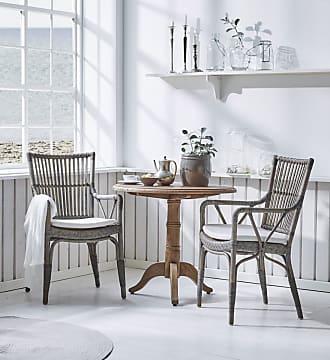 Sika-Design Michel runt cafébord ø80 cm teak, sika-design