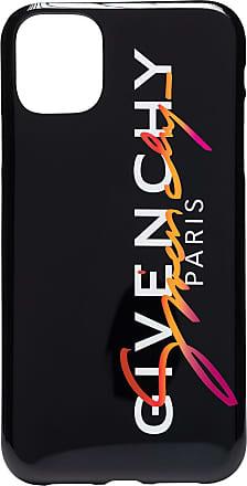 Givenchy Capa para iPhone 11 com logo Sunset - Preto