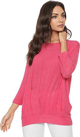 Vero Moda Blusa Vero Moda Básica Pink