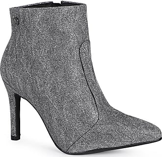 Vizzano Ankle Boots Feminina Vizzano Lurex