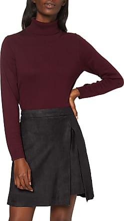 EDC by Esprit Womens 109cc1d008 Skirt, Black (Black 001), 16 (Size: 42)