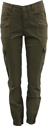 Stoffbukser (Army) for Kvinner: Kjøp opp til −70%   Stylight