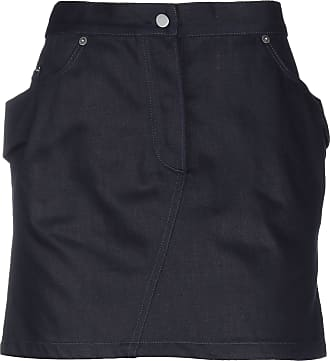Hussein Chalayan JEANS - Gonne jeans su YOOX.COM