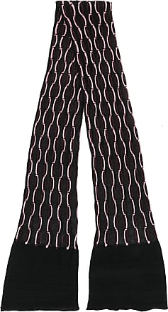 M Missoni geometric pattern scarf - Preto