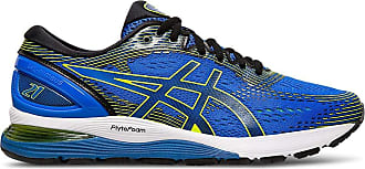 Asics Mens Gel-Nimbus 21 Shoes, 9.5 UK, Illusion Blue/Black