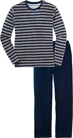 Bonprix Herr Pyjamas i blå lång ärm - bpc collection 637276d72d5d9