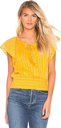 Parker Sasha Top in Yellow