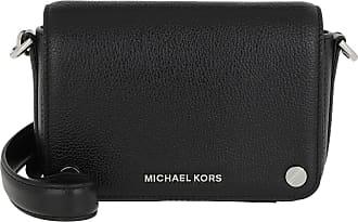 Michael Kors Jet Set Sm Full Flap Xbody Black