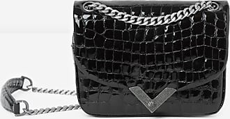 The Kooples Stella nano black handbag - WOMEN