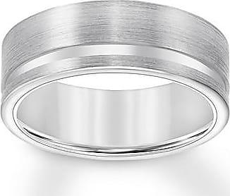 Kay Jewelers Triton Wedding Band White Tungsten Carbide 8mm