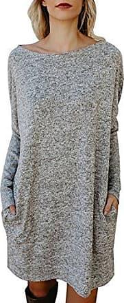 best loved c68c2 f041f Winterkleider in Grau: 109 Produkte bis zu −51% | Stylight