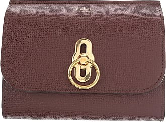 54e6185985e Mulberry Wallet for Women, oxblood, Leather, 2017, One size
