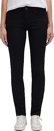 Mustang Womens Rebecca Slim Jeans, Black (Midnight Black 490), W27/L32 (Size:27/32)