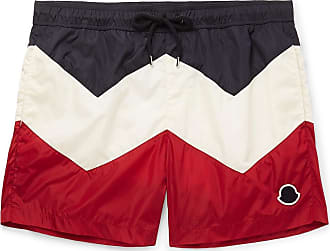 Moncler Mid-length Colour-block Swim Shorts - Multi