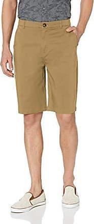 Brand 28 Palms Mens 9 Inseam Cotton Tencel Chino Short