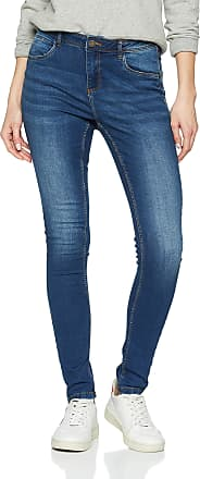 Noisy May Womens Nmjen Nw S.s Shaper Jeans Vi021mb Noos Skinny, Medium Blue Denim, 30W / 32L