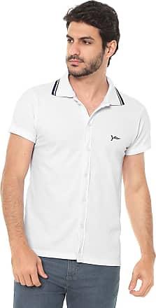 Yachtsman Camisa Polo Yachtsman Reta Lisa Branca
