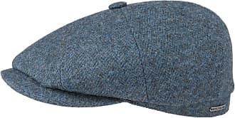 Stetson Hatteras Woolrich Flat Cap by Stetson Newsboy caps 914d0f2982b1