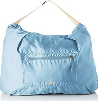 87931504c5 Bensimon femme Shoulder Bag Sac porte epaule Bleu (Celadon)