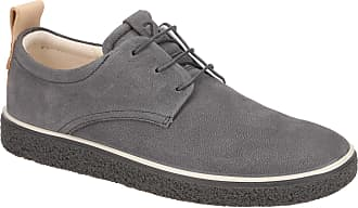 c98fa80cc605a8 Ecco CrepeTray Schuhe dunkel-grau Herren