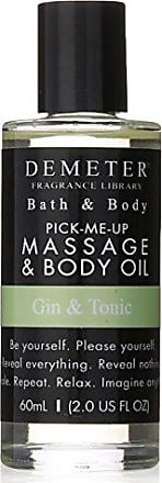Demeter Massage and Body Oil for Unisex, Gin and Tonic, 2 Ounce
