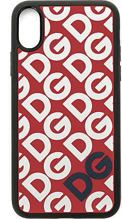Dolce & Gabbana Capa para iPhone XS - Vermelho