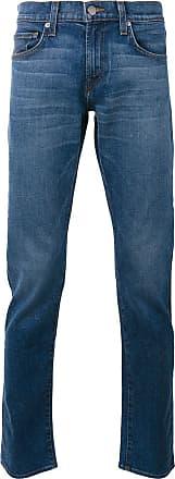 J Brand Calça jeans slim fit Tyler - Azul