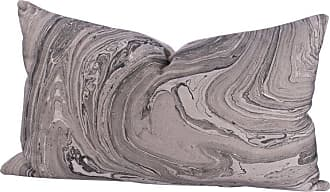 A & B Home Natural Marble Decorative Pillow - T42987