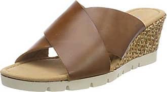 Gabor Comfort Sport, Sandales Bride Cheville Femme, Marron (Peanut Grata),  38 87300f15ce