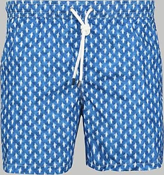 Fedeli Pinguin Marine Madeira Short - XL - Blue