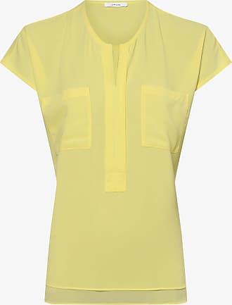 OPUS Damen Blusenshirt - Flusi gelb