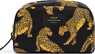 Wouf Trousse Big Beauty Black Leopard