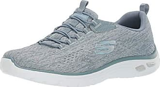 f7e1cdf68a7 Skechers Leather Sneakers for Women − Sale: at USD $28.06+ | Stylight
