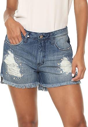 Iodice Short Jeans Iodice Ipanema Azul