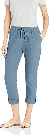 Roxy Womens Symphony Lover Pant Casual, Blue Mirage Heather, Medium