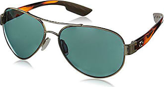9c193e5bde0 Costa Costa del Mar South Point Polarized Aviator Sunglasses