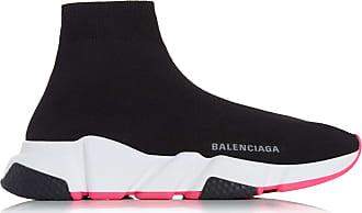 all black balenciaga sneakers