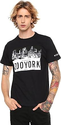 Zoo York Camiseta Zoo York Zoo Box Preta