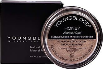 Youngblood Mineral Cosmetics Natural Loose Mineral Foundation - 0.35 Oz, Color Honey