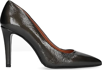 BUFFALO LONDON PLATEAU PUMPS schwarz Elegant Damen Gr. DE 38