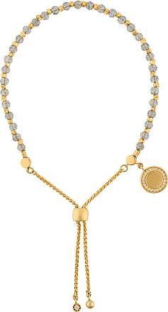 Astley Clarke Pulseira Cosmos Kula banhada a ouro 18kt - Cinza