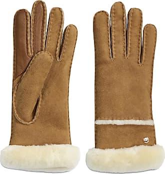 UGG Camelfarbene UGG Handschuhe 17371