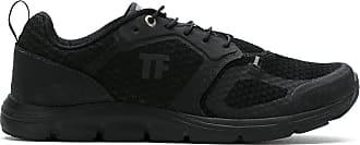 Track & Field Tênis Essential com recortes - Preto
