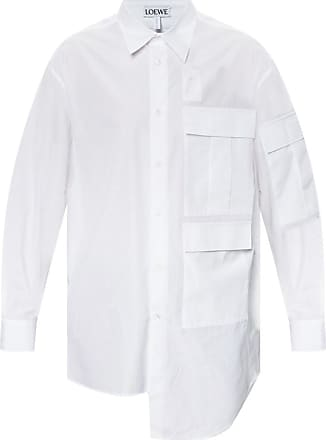 Loewe Shirt With Pockets Mens White