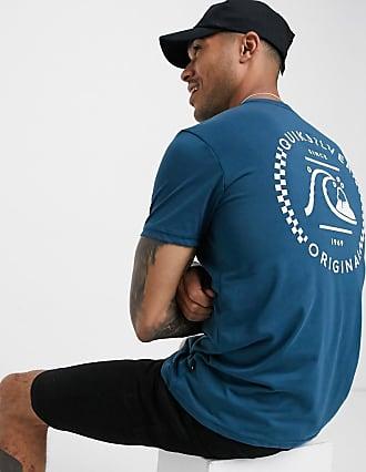 Quiksilver Higher Grounds - T-shirt blu navy